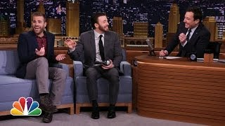 Jimmy asks Chris Evans' brother, Scott, to come out and play the sibling-wed game, where each brother is asked the same question and they must try to give the ...