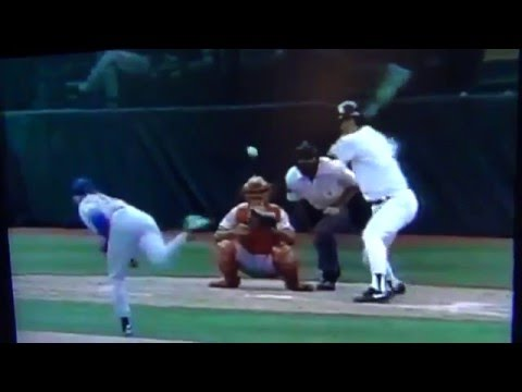 Dale Murphy Drives Home Darryl Boston 1st Rockies Win