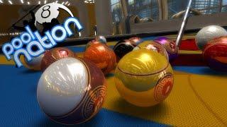 Pool Nation - Un Billard dans ton PC !