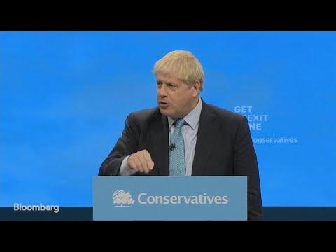 Johnson: No Border Checks; Ready for No-Deal Brexit