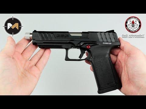 Обзор G&G GTP9. Крайне удобный пистолет для страйкбола