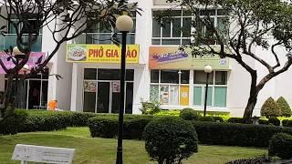 Cho thuê căn Shophouse ở chung cư Hoàng Anh Gia Lai 3- New Saigon, 242m2, vị trí đẹp giá 25 triệu