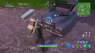 Fortnite Arena *SOLO DOLO* Bot gameplay