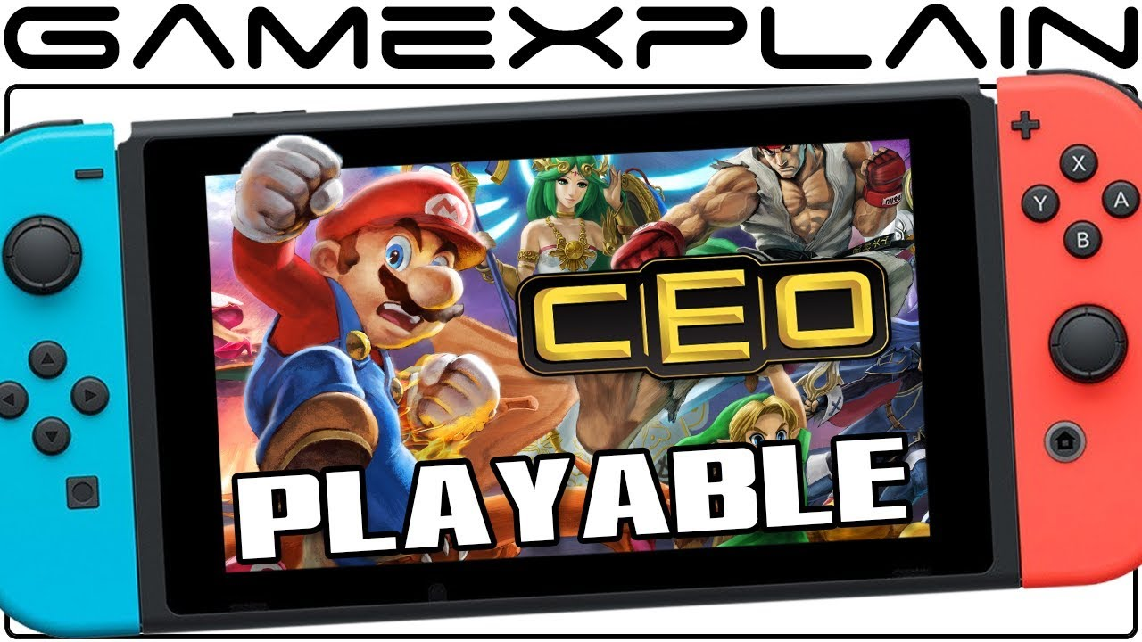 Super Smash Bros. Ultimate to be Playable at CEO Gaming This Month (Daytona Beach)
