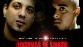 LAGRIMAS DE SANGRE REY CHESTA FEAT EL PAISA NEW PORT STUDIOS