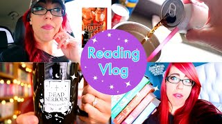 Reading Vlog: Mood Reading My Way Through Maiden Lane