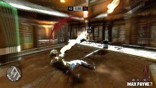 Max Payne 3 Multiplayer Gameplay PC Stun Montage #3