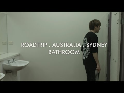 B1A4 'Road Trip - Ready?' Behind Clip #13 BATHROOM