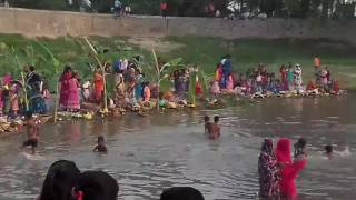 Atrpmuz-001 Chaiti Chhath Pooja 2017  Live Video Bihar Best festival.