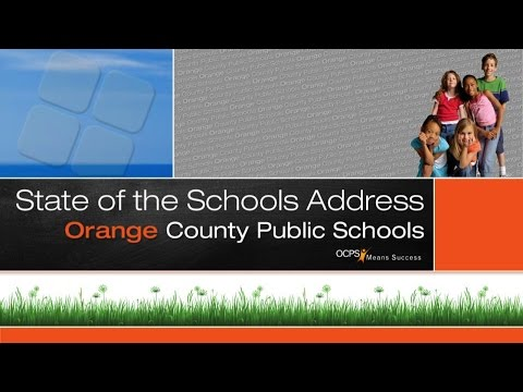 OCPS | State of the Schools 2017