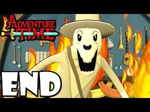 Adventure Time: Finn & Jake's Epic Quest BOSS Death END Episode 14 ENDING Gameplay Walkthrough PC