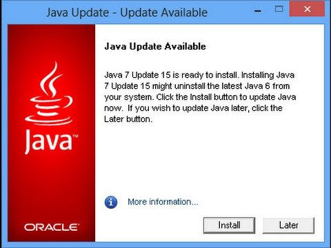 Cara Setting Java_home Windows 7