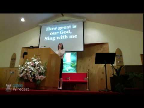 """Pr. Brendon Albury """"The World Behind Me; The Cross Before Me"""" 