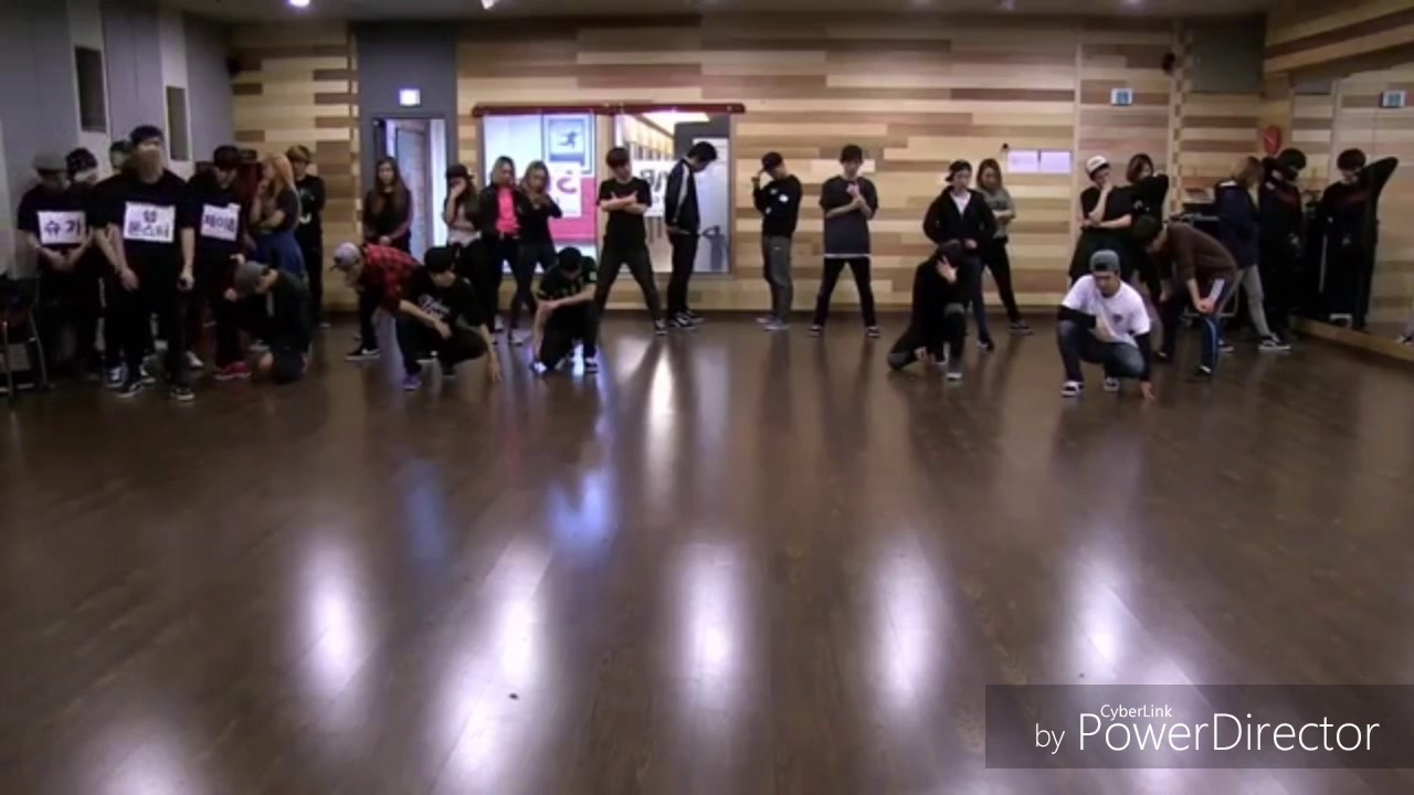 Bts Dancing Together