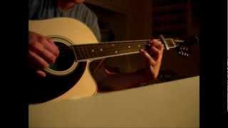 Lewis & Clark (Tommy Emmanuel) cover by Fabio Filoni