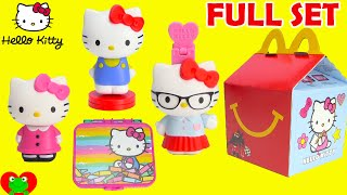 2015 McDonalds Happy Meal Toys Hello Kitty