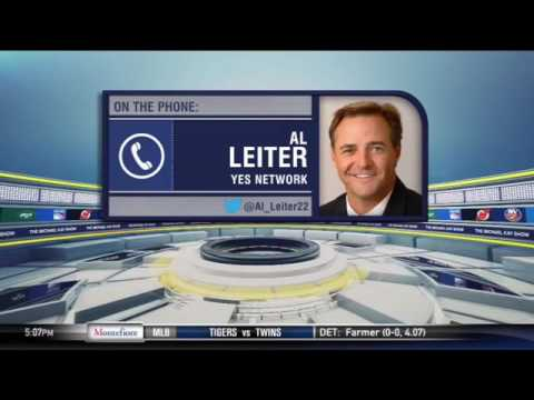 Al Leiter remembers New York baseball post 9/11