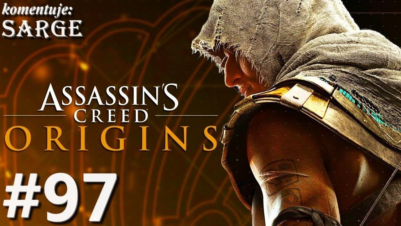 Zagrajmy w Assassin's Creed Origins [PS4 Pro] odc. 97 – Ojciec założyciel