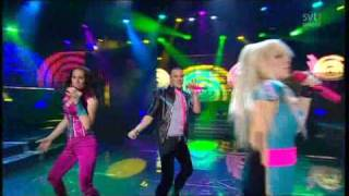 Alcazar - Stay the Night (Live at Melodifestivalen 2009)