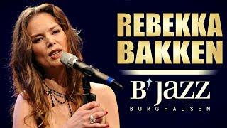 Rebekka Bakken & Hr-Bigband - Jazzwoche Burghausen 2015