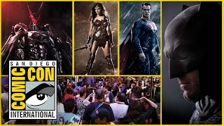 Best of SDCC - Batman v Superman News, Square Enix