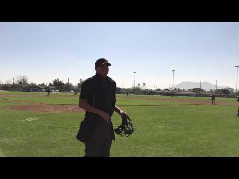 Summit high school Baseball freshman team vs Fontana high school 2017