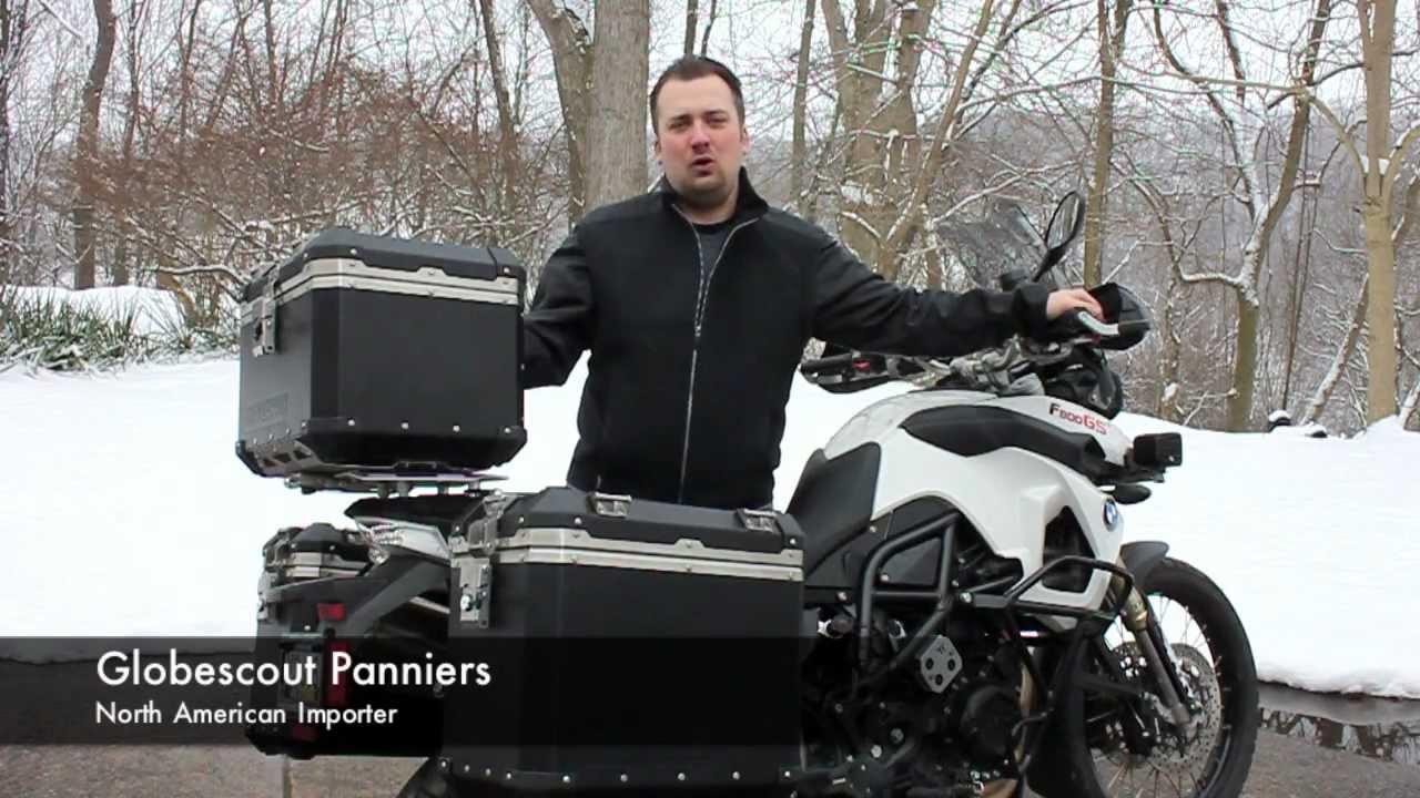 Repeat Globescout World Class Pannier Introduction by Moto