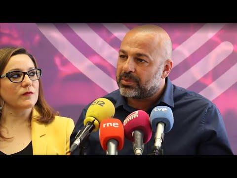 Unidas Podemos presenta su propuesta para priorizar a los castellano-manchegos en el empleo público