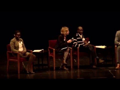 Social Medicine Symposium 2016 – Panel Presentation