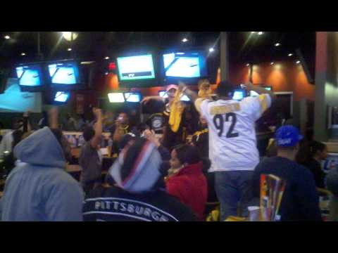steeler fans AFC champions.3gp