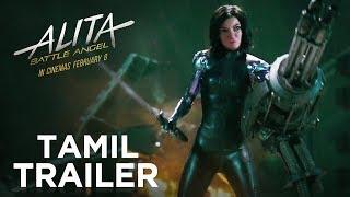 Alita: Battle Angel   Tamil Trailer   February 8   Fox Star India