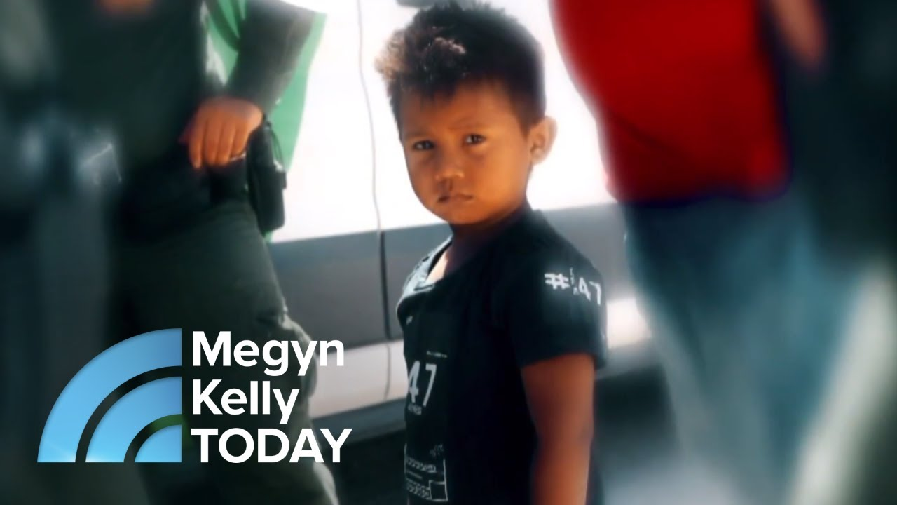 Nearly 2,000 Migrant Children Have Been Separated From Their Parents | Megyn Kelly TODAY