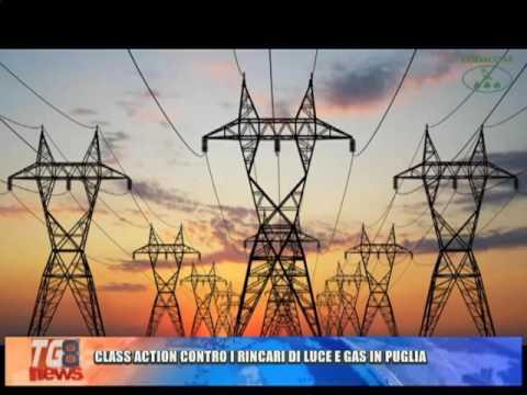 CLASS ACTION CONTRO I RINCARI DI LUCE E GAS IN PUGLIA
