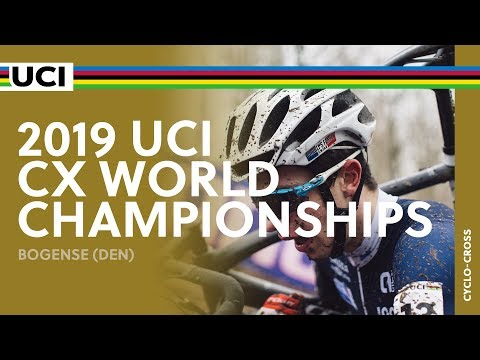 2019 UCI Cyclo-cross World Championships – Bogense (DEN) / Men Juniors