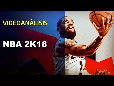 Vídeo ANÁLISIS de NBA 2K18