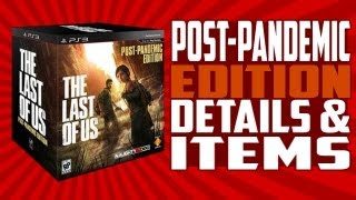 The Last Of Us Post-Pandemic Edition And What It Comes With!