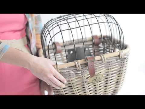 nantucket bike basket pet carrier