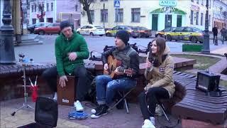 Выполняю просьбу подписчика! ИСКАЛА ТЕБЯ! cover - Lily Dee! Brest! Music! Song!