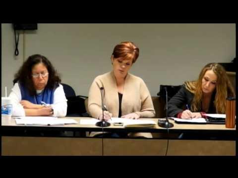 Economic and Community Development Committee Meeting  1-08-16