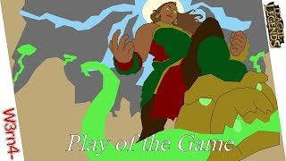 Play of the Game - League of Legends