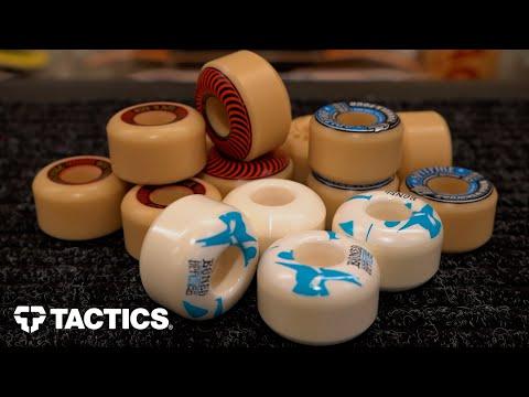 How to Choose Skateboard Wheels | Tactics