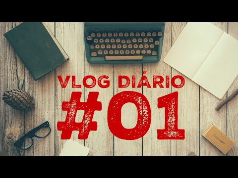 Vlog Diário#01