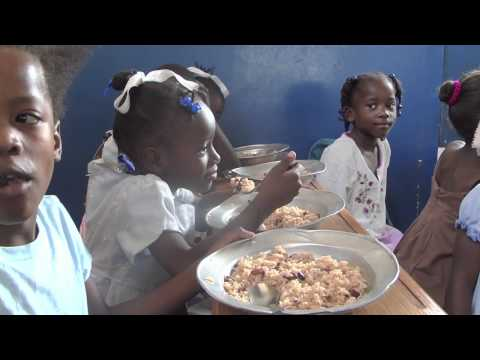 Day In The Life Of A School In Haiti