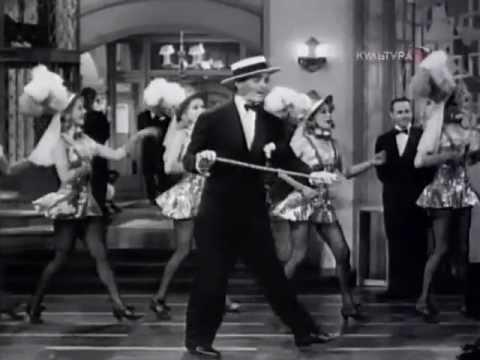 Негр танцует степ 1984