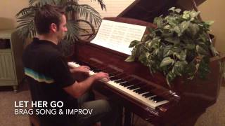 Let Her Go - Passenger - PIANO COVER