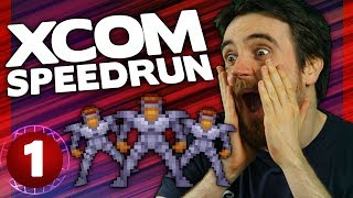 XCOM Speedrun #1 - No More Buy-ins