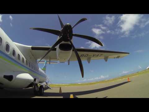 Flyme - ATR Operation (Maldives)