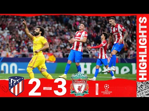 Highlights: Atletico 2-3 Liverpool | Salah wins it with a penalty in Madrid