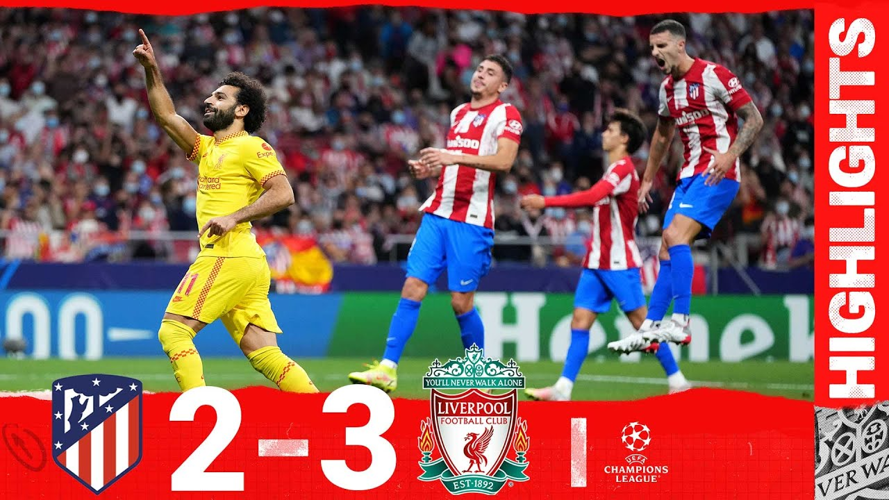 Download Highlights: Atletico 2-3 Liverpool | Salah wins it with a penalty in Madrid