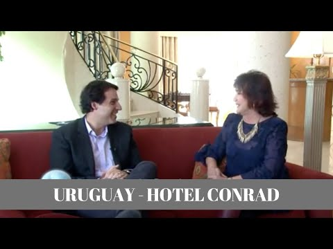 TYH 1394 URUGUAY - Hotel Conrad - Punta del Este I - Páez Vilaró